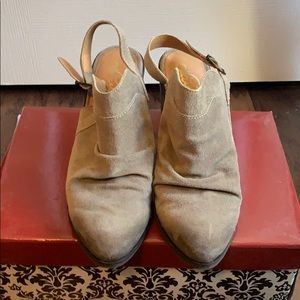 Western Style Clogs/mules